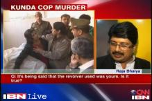 DSP murder: Resigned as I didn't want govt's image to be tarnished, says Raja Bhaiya
