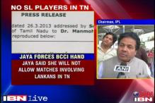 Sri Lankan players will not play in Chennai venue: Rajiv Shukla