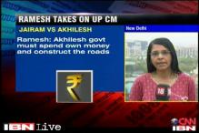 UP: Ramesh wants CBI inquiry into misuse of funds under PMGSY