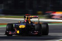 As a team we will support both drivers: Red Bull