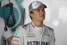 Rosberg wraps up F1 testing with fastest lap