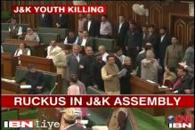 Baramulla firing: PDP walks out of J&K Assembly again