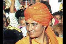 Sadhvi seeks temporary bail to perform last rites of father