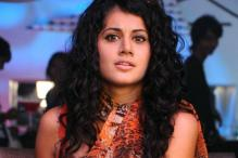 Tamil actress Taapsee's sister to debut in films