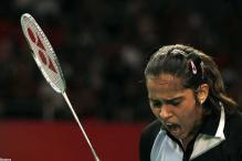 Saina reaches pre-quarterfinals of All England Championship