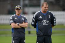England bowling coach frustrated with slow wickets