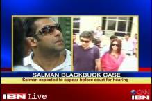 Blackbuck poaching: Salman Khan to appear before court