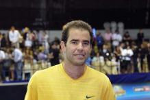 Pete Sampras says he thinks tennis is free of doping