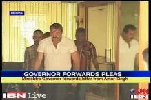 Maha Governor forwards Sanjay Dutt's pardon plea to Home Dept