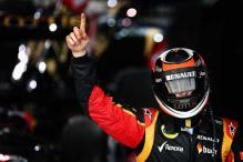 In Pics: Kimi Raikkonen wins Australian Grand Prix 2013