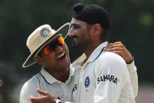 Sehwag axed, Harbhajan retained for last 2 Aus Tests