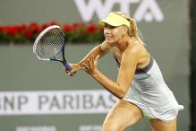 Sharapova aiming for rare double at Key Biscayne