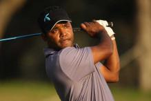 Steady Siddukur snatches lead from Lahiri at SAIL-SBI Open