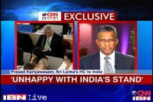 SL High Commissioner: India's UNHRC vote will affect ties