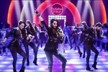 'Himmatwala': Sonakshi Sinha learns the iconic 'Moonwalk'!