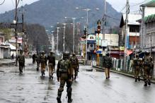 J&K: Srinagar tense as curfew continues for second day