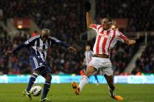 Stoke held to a goalless draw at home by West Brom
