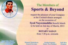 Save Indian football and save me: Syed Nayeemuddin