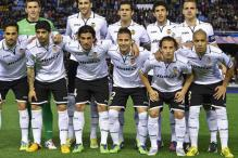 Valencia set sights on Champions League qualification for next season