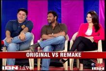 Himmatwala: In conversation with Ajay Devgn, Sajid Khan and Tammannah