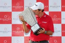 Aiken holds off barnstorming Bhullar to take Avantha Masters