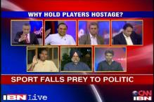 Should Lankan players be made hostage to politics?