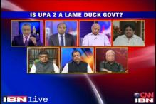 Is UPA-II a lame duck government?