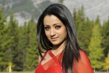 Trisha to endorse her favourite ice cream brand