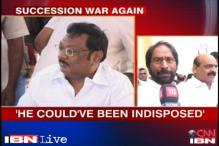 There is no rift within DMK, says party leader Tiruchi Siva