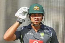 Usman Khawaja set to split with manager over suspension
