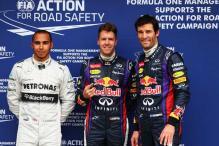 Vettel takes pole position for Australian GP