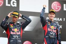 Webber's father criticises Vettel over win