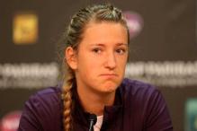 Azarenka pulls out of Indian Wells to gift Wozniacki semi-final spot