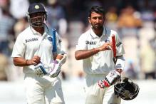 Pujara and Vijay pile on the misery for Australia