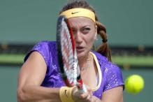 Kvitova, Kirilenko advance at Indian Wells