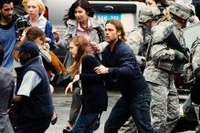 'World War Z' has become too political: Brad Pitt