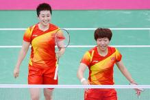 Wang-Yu clinch All England Badminton women's doubles title