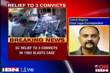 1993 Bombay blasts: 3 convicts get 4 more weeks to surrender