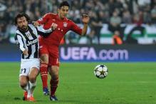 In pics: Champions League, quarter-finals, 2nd Leg