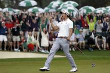 Adam Scott becomes the first Australian to win Masters