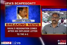 Coal scam: Additional Solicitor-General Harin Raval resigns