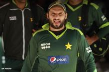Pakistan allrounder Shahid Afridi eyes 2015 World Cup
