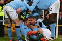 Derby win gives Manchester City hope for next season