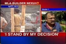 Thane: NCP MLA stopped Forest Dept from demolishing illegal buildings