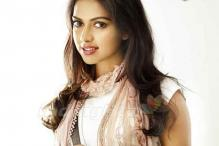 Amala Paul gets a kick out of stress