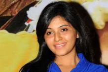Missing actress Anjali makes an appearence before police