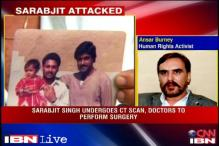 Had some clue that Sarabjit will be attacked: Ansar Burney