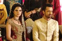 Snapshot: Sorry girls, Atif Aslam is now a married man!