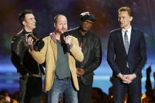 Superheroes rule at raunchy MTV Movie Awards show