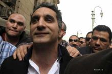 Egyptian satirist questioned for insulting Mursi